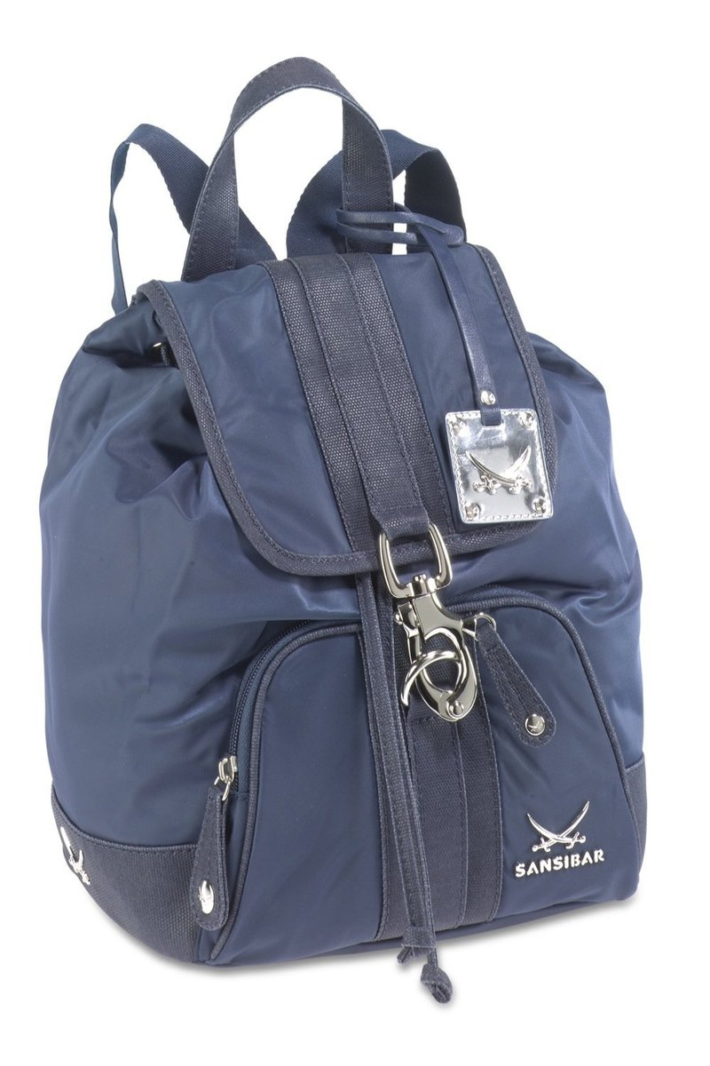B-344 TY Backpack, Navy, Gr. one size