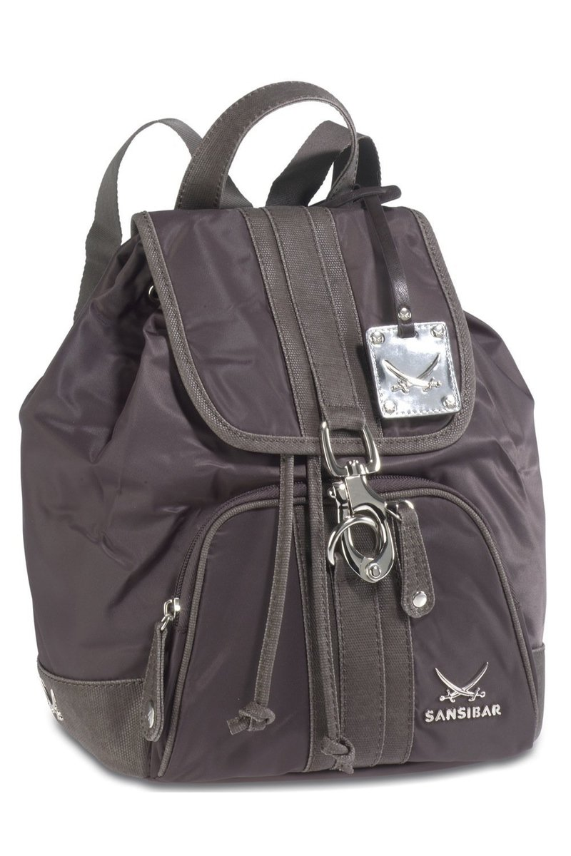 B-344 TY Backpack, Chocolate, Gr. one size