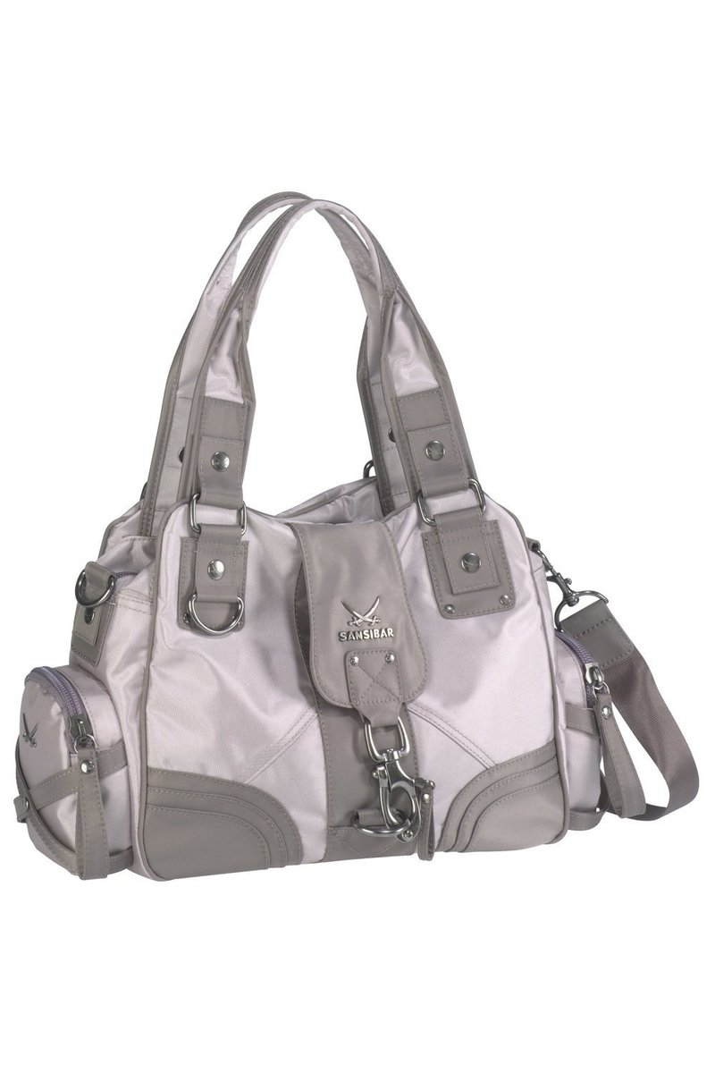B-493 CA Shopper Bag A4, Taupe, Gr. one size