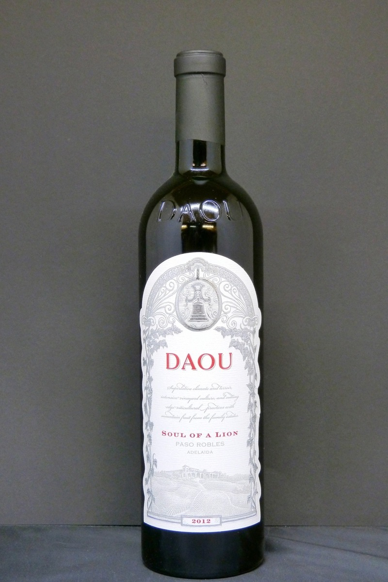 2012er Daou Vineyard Estate Soul of the Lion 0,375Ltr