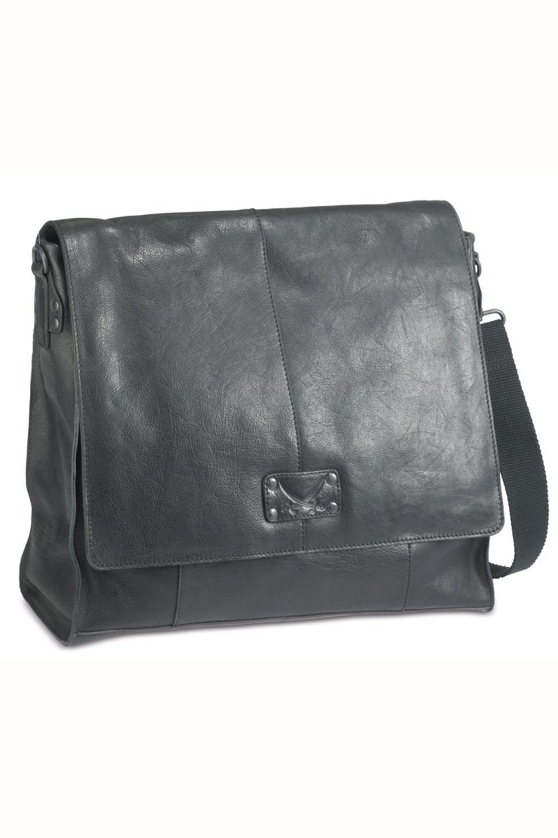 B-146 SL Messenger Bag A4, Black, Gr. one size