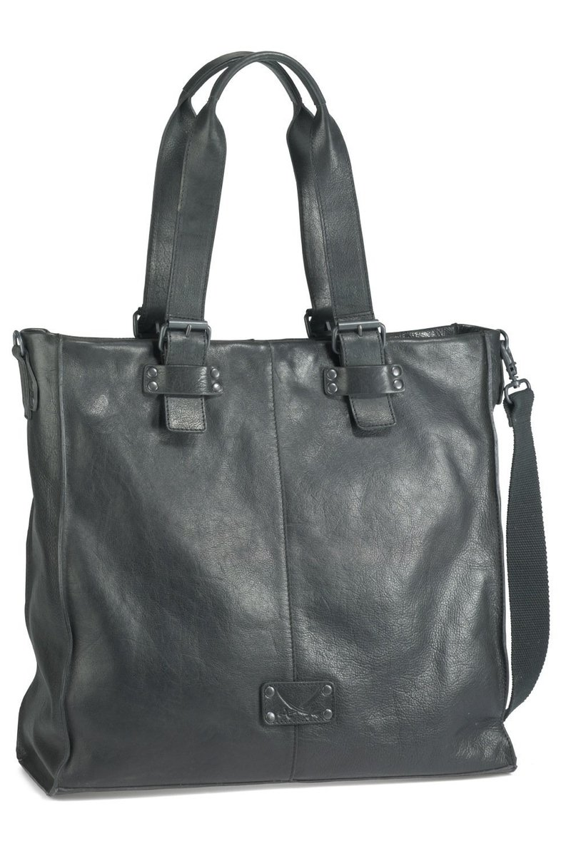 B-149 SL Shopper Bag A4, Black, Gr. one size