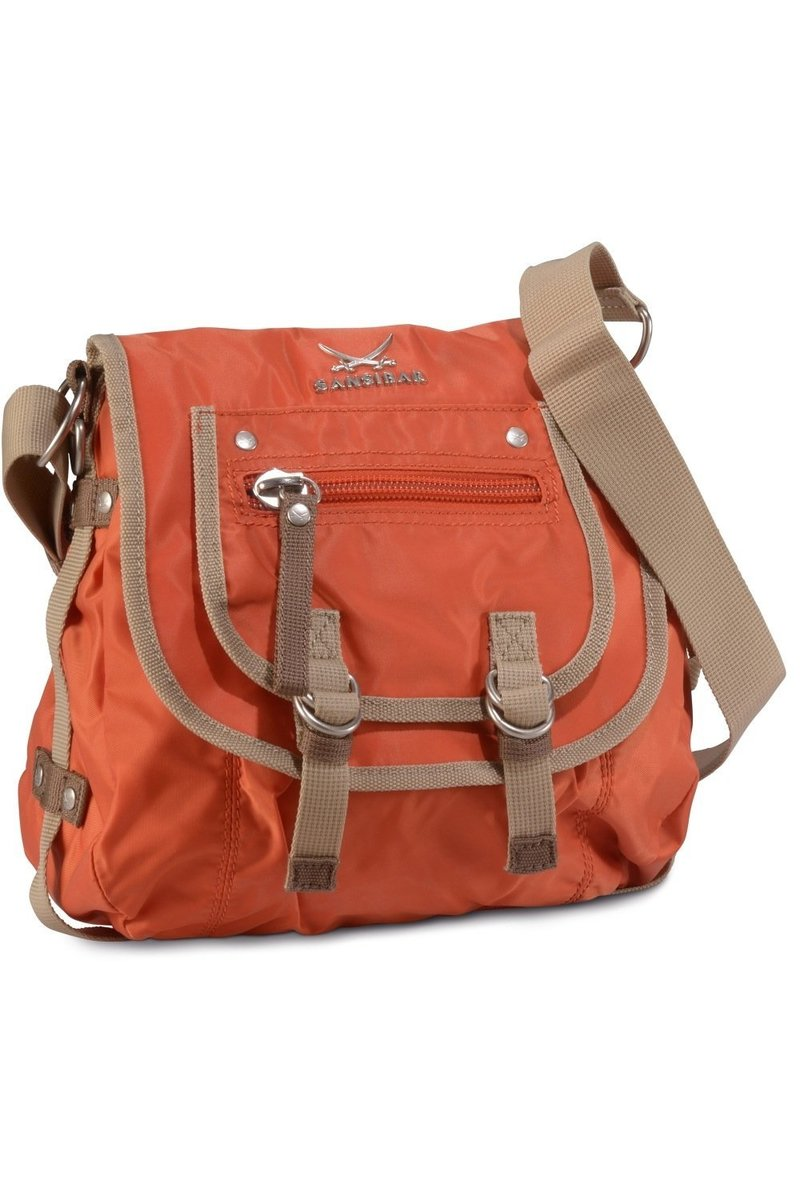 B-426 RI Flap Bag, Pumpkin, Gr. one size