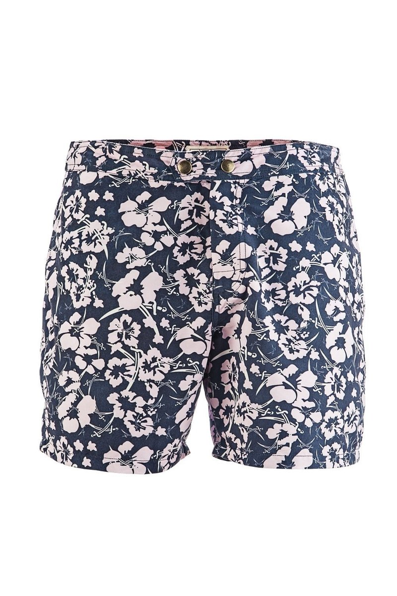 Damen Boardshorts, Dark blue, Gr. M