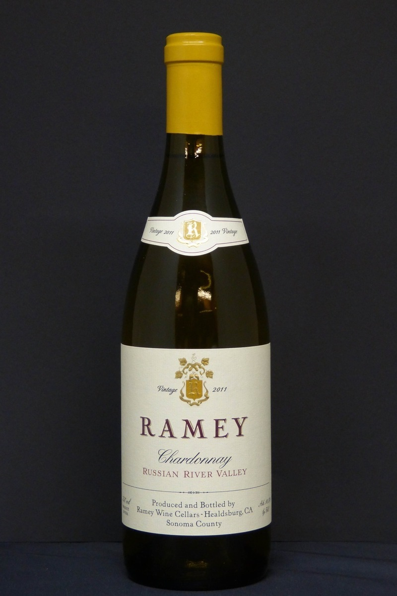 2011er Ramey Chardonnay Russian River Valley 14,5 %Vol 0,75Ltr