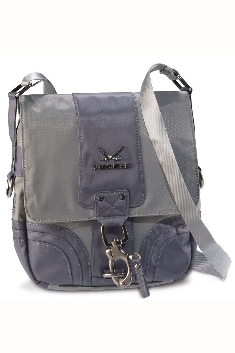 B-495 CA Crossover Bag, anthracite, Gr. one size