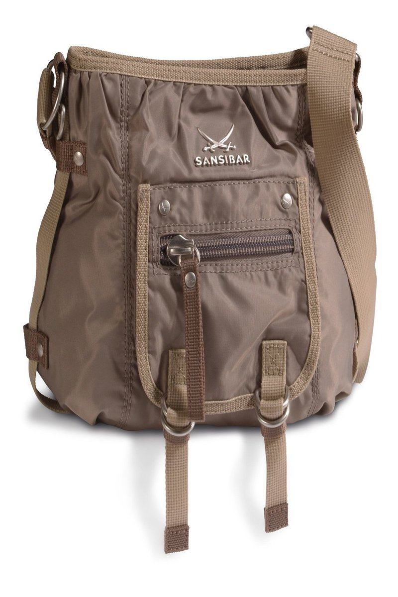B-425 RI Crossover Bag, Taupe, Gr. one size