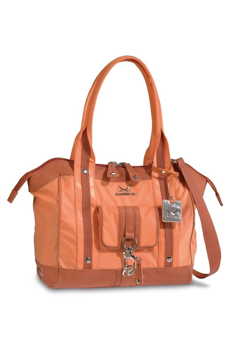 B-349 TY Shopper Bag A4, Orange, Gr. one size