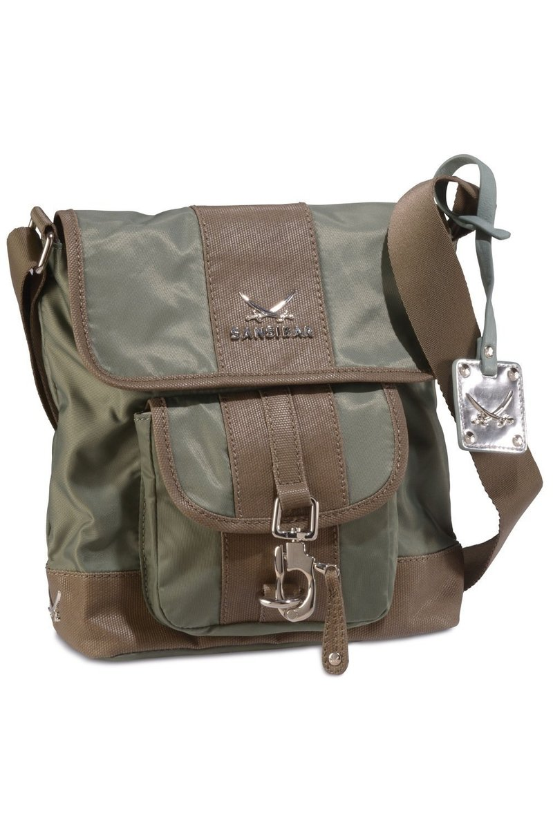 B-341 TY Crossover Bag, Olive, Gr. one size
