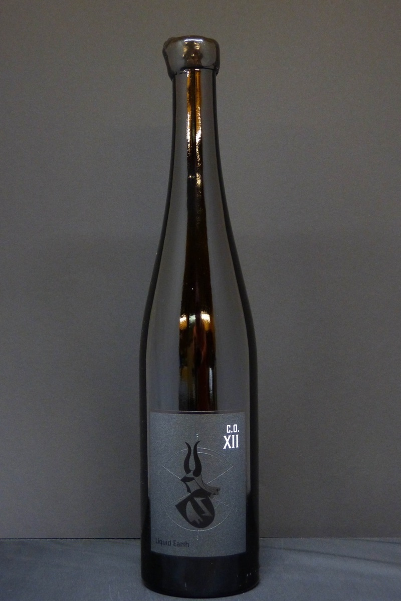 "2012er Battenfeld Spanier Riesling ""CO"" 12,5 %Vol 0,75Ltr"