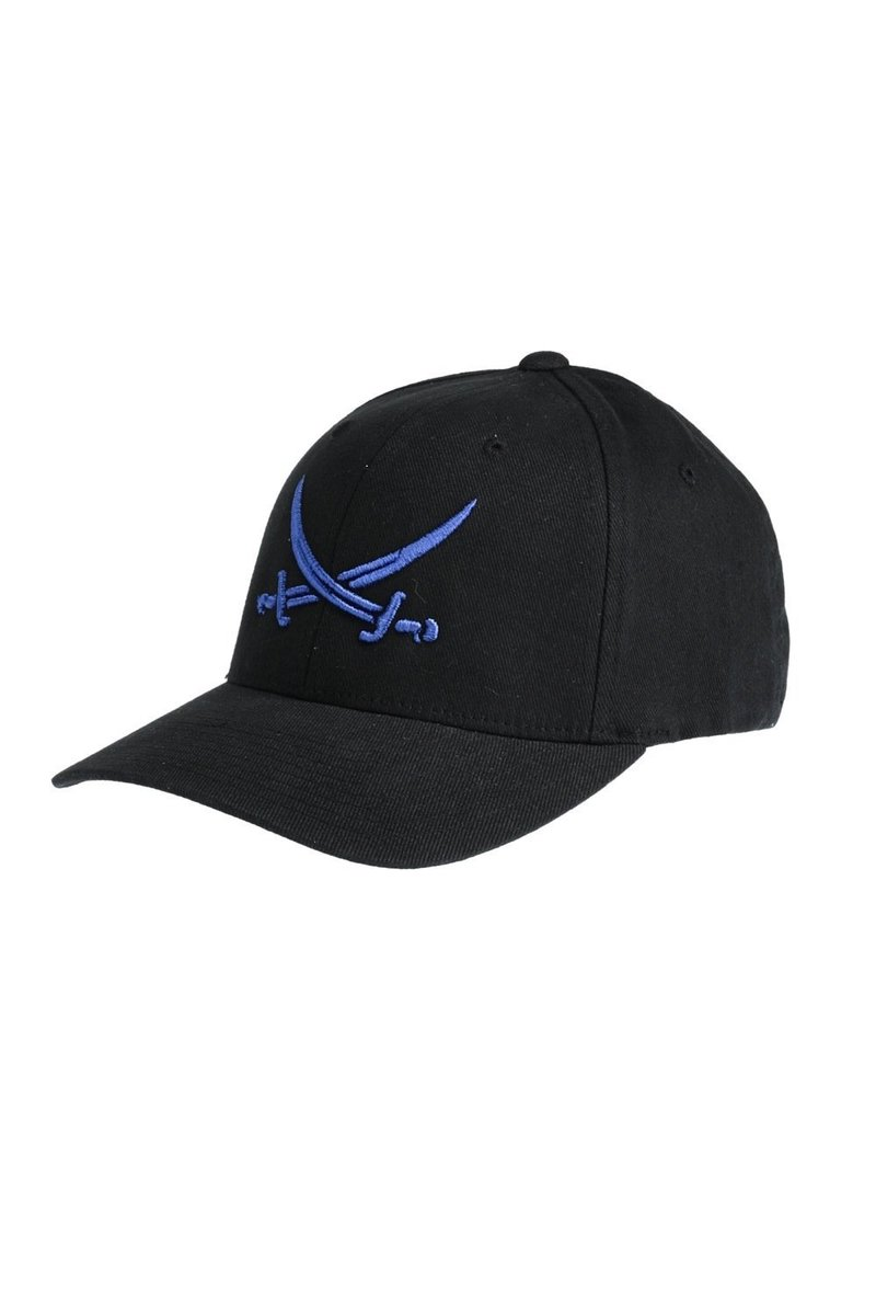 Cap 3D Stick , Black/ ultramarine , Gr. L/XL
