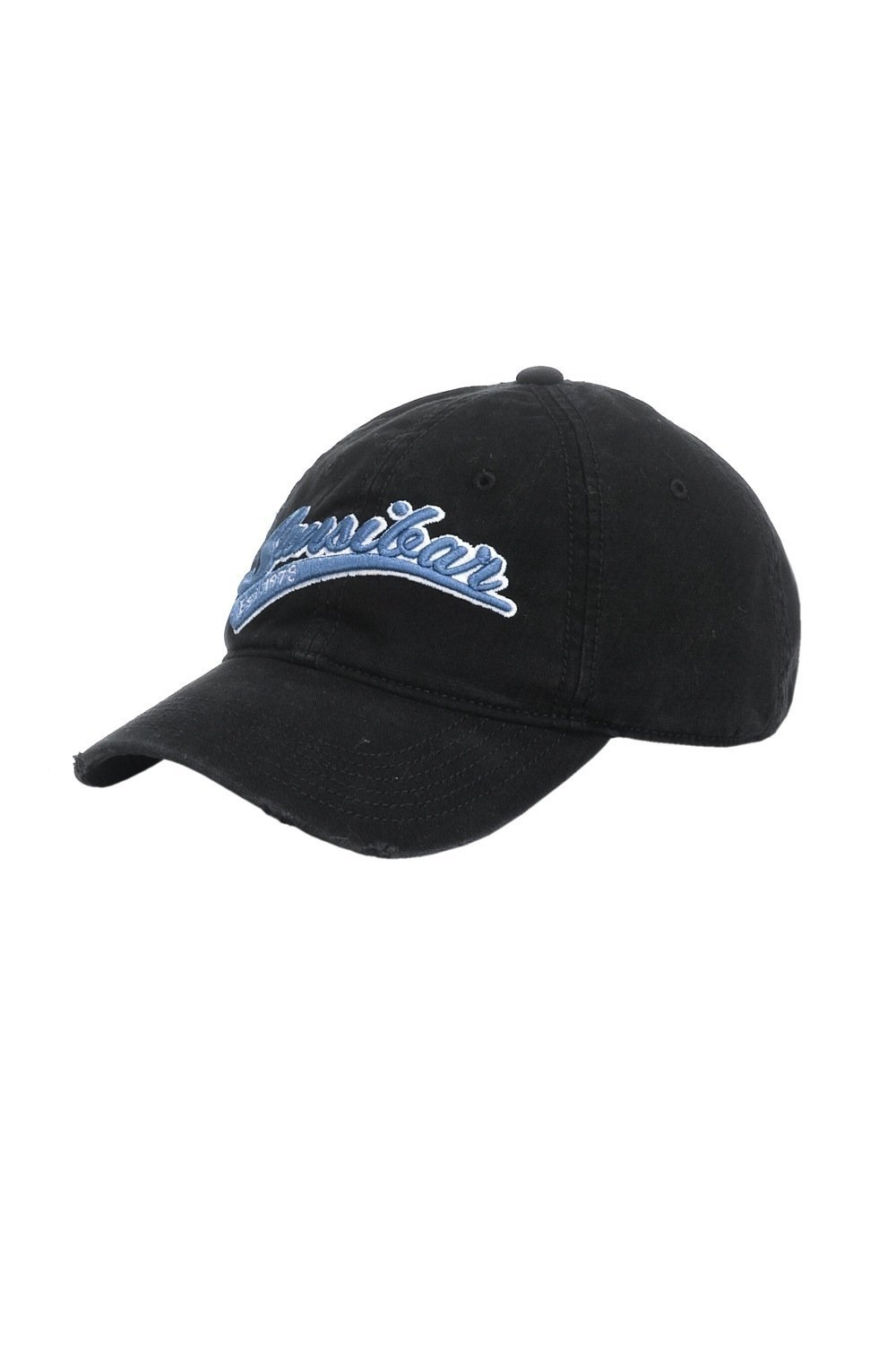 Cap SANSIBAR, Black, Gr. one size