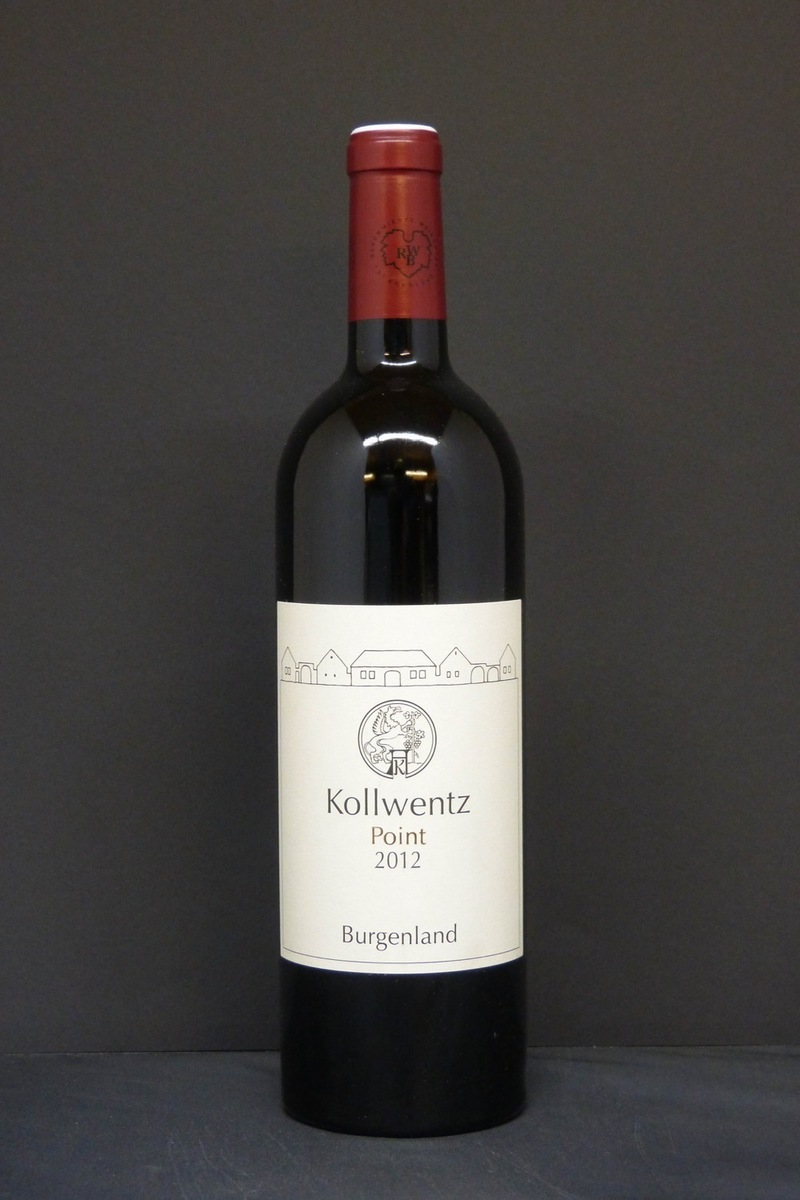 2012er Kollwentz Blaufränkisch Point 14,0 %Vol 0,75Ltr