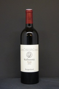 2012er Kollwentz Blaufränkisch Point 14,0 %Vol