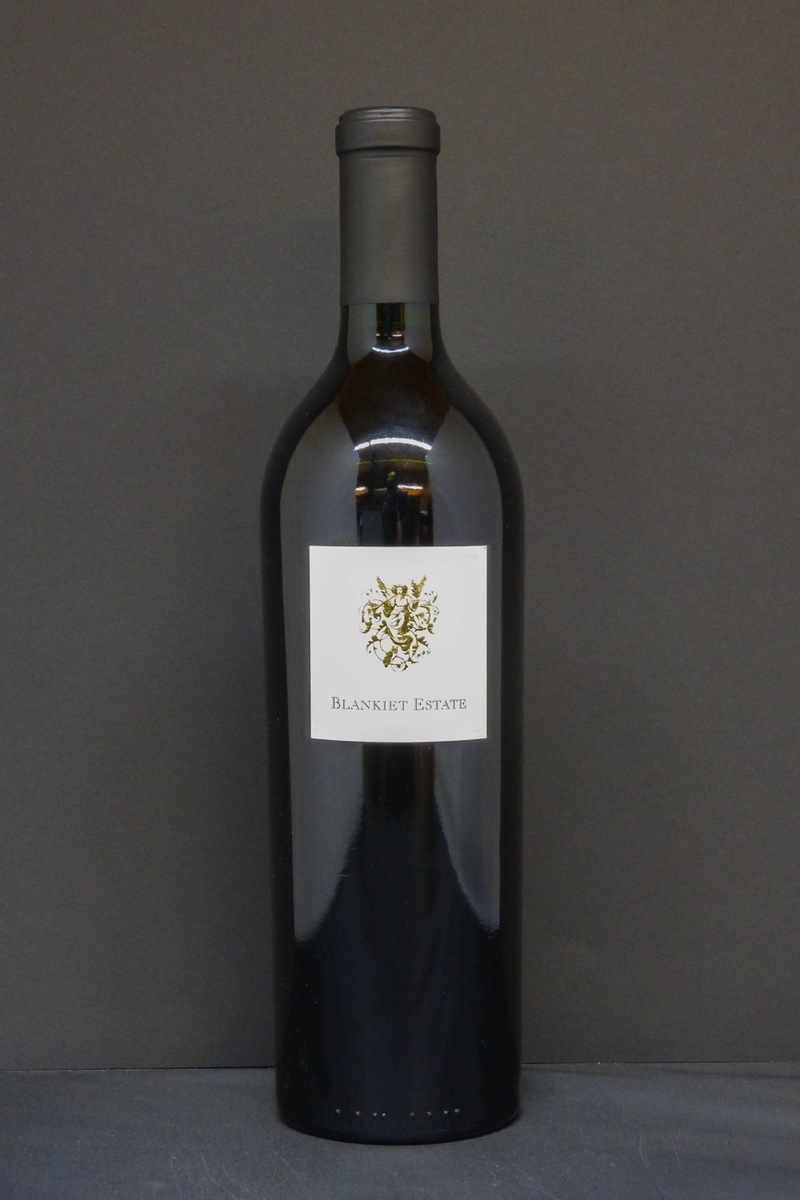 2006er Blankiet Estate Proprietary red 0,75Ltr