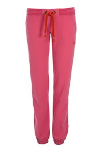 Damen Sweathose BASIC , Bright pink, Gr. M