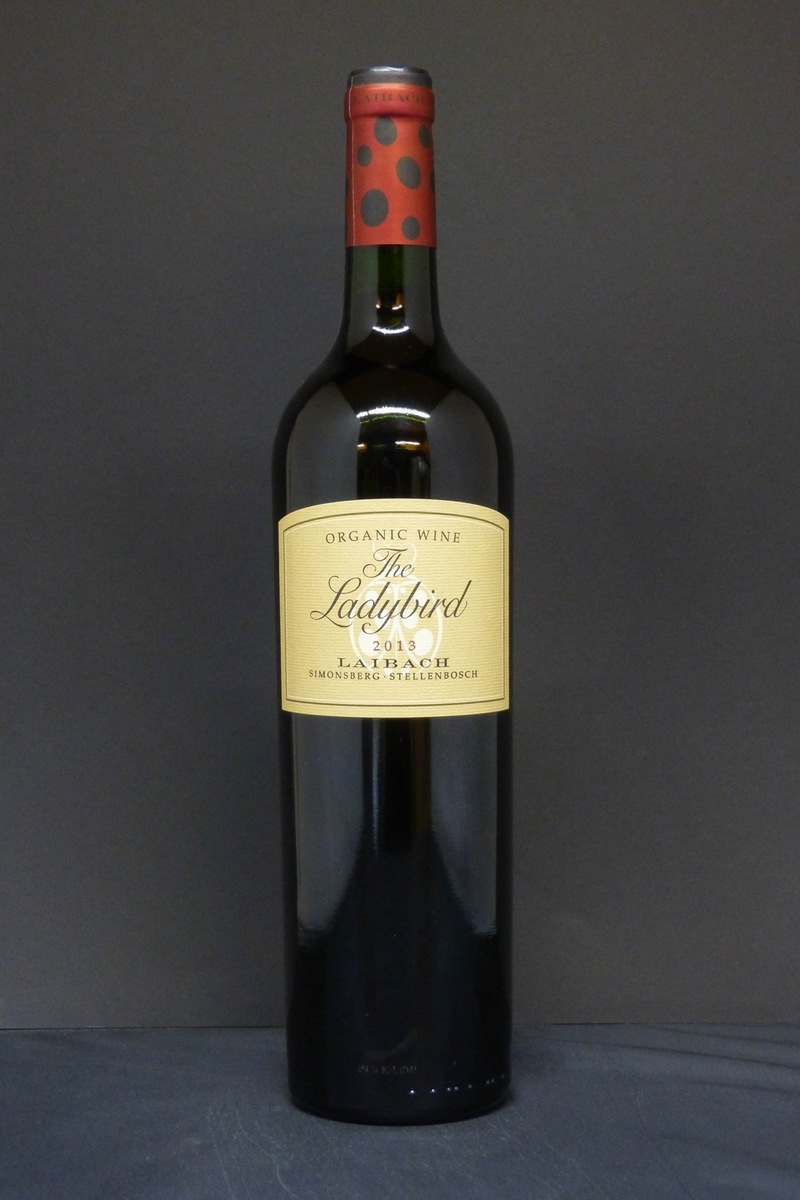 2013er Laibach Vineyards Ladybird Red 14,0 %Vol 0,75Ltr