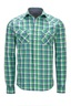 Herren Hemd CHECK I slim fit, Multicoloured, Gr. XL
