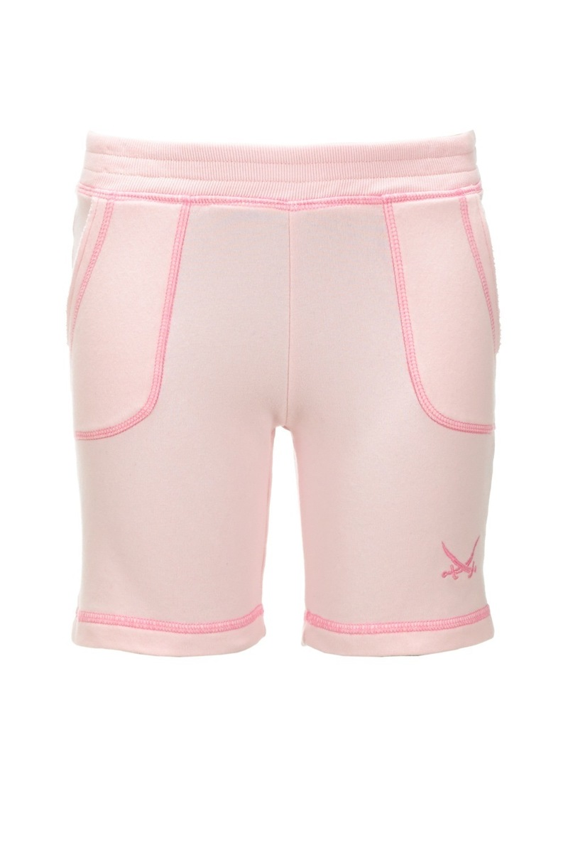 Kinder Sweatshorts LOUNGE, Light rose, Gr. 140/146