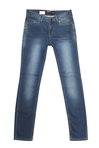 Damen Jeans Elin 6586_5455_535, Strong bleach , Gr. 26/34