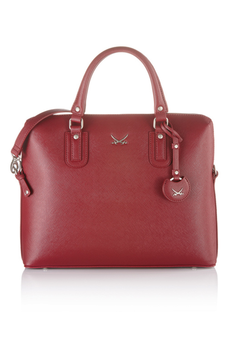 B-669 SC Business Bag, Merlot, Gr. one size